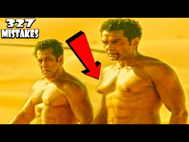 327 Mistakes In Race 3 Plenty Mistakes In Race 3 Full Hindi