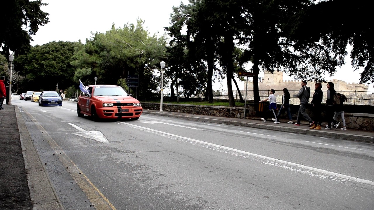 Rhodes Circuit Test Event
