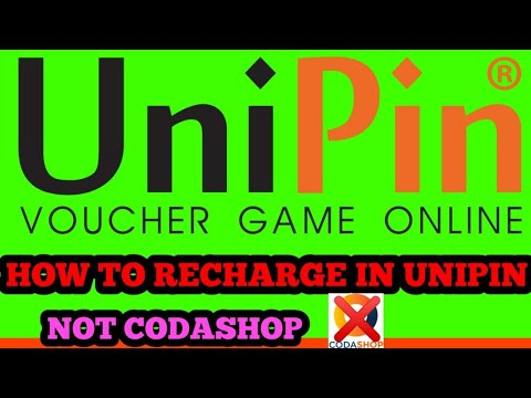 HOW TO RECHARGE DIAMONDS IN UNIPIN