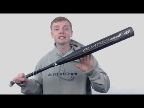 Review: Rawlings Quatro Pro -9 Fastpitch Softball Bat (FPQP9)