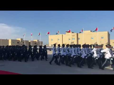 Video: Opening ceremony of new police station