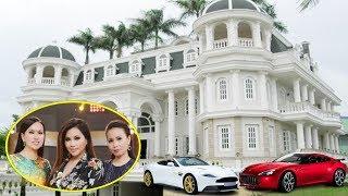 Khối tài sản 3 Chị em Cẩm Ly giàu có nhất showbiz không ai địch nổi - TIN GIẢI TRÍ