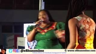 Yvonne Chaka Chaka and eShun performing Natural Woman