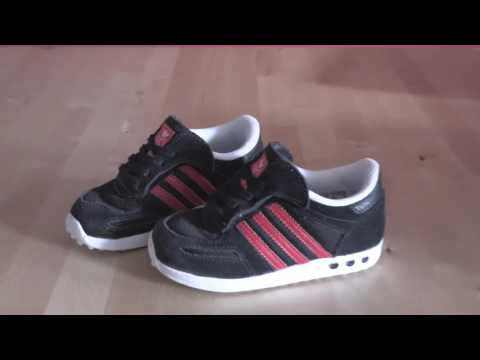 Adidas BabySneaker Los Angeles LA Kids Schuhe - Review SO COOL