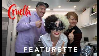 Fashion Diary Featurette   Cruella   Walt Disney Studios