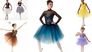 Как делают балетные пачки. Как шьют балетный костюм