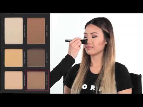 LORAC PRO Contour Palette Contouring Tutorial | Ulta Beauty