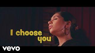 Musik-Video-Miniaturansicht zu I Choose Songtext von Alessia Cara