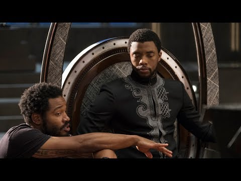BLACK PANTHER Behind The Scenes Featurettes + Movie Clips & Trailers