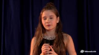Анастасия Калимуллина (Эстония). Полуфинал Детской Новой Волны 2017 (№ 93)