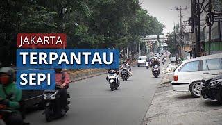 H+3 Lebaran Idulfitri 2020, Lalu Lintas di Jakarta Masih Lancar