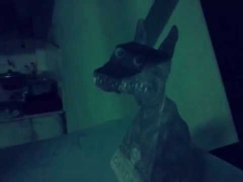 Amazing Dragon. [Hiệu ứng] Rồng giấy tự nhìn theo ống kính máy quay!