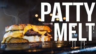 The Best Patty Melt Ever | SAM THE COOKING GUY 4K