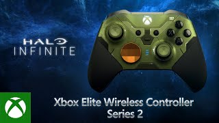 Controller Elite Limited Edition Halo Infinite