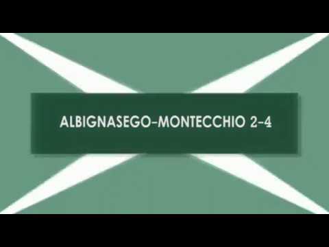 Preview video Albignasego Montecchio 2-4 (20.10.2019)