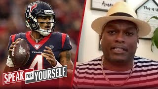 Watson's tweets are a cry out toward Bill O' Brian — LaVar Arrington | NFL | SPEAK FOR YOURSELF