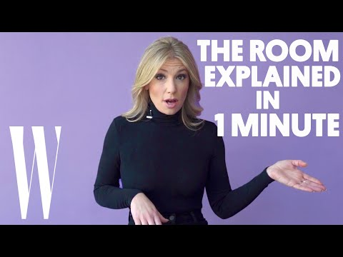The Disaster Artist Star Ari Graynor Explains The Room Movie in 1 Minute | W Magazine