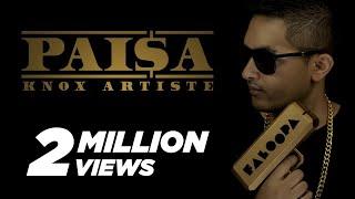 Knox Artiste - Paisa (Official Video)   #Faloopa
