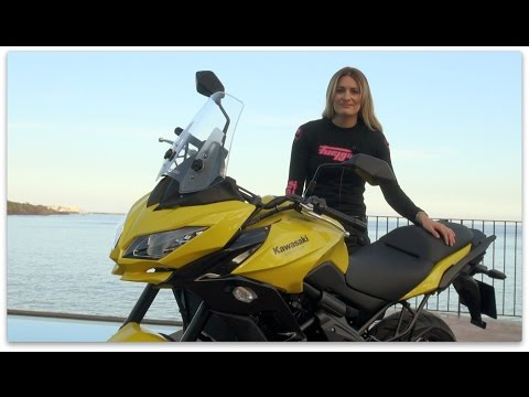 2015 Kawasaki Versys 650 Review'd (Sponsored by Knox)