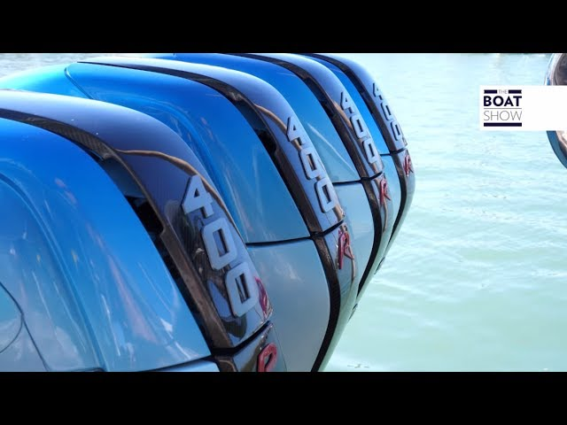 [ENG] SEAVEE 390 Z - 4K Review - The Boat Show