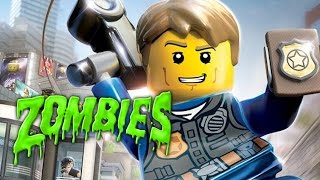 Lego City Call of Duty Zombies Gameplay 💀 Call of Duty Black Ops 3 Custom Zombies