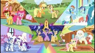 MLP [Next Gen]  Children Of The Harmony (Base Edit)