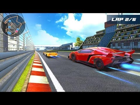 Drift Car City Traffic Racing Android Gameplay