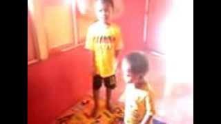 preview picture of video 'Anak Pemangkat Sambas Tebas Goyang Caesar'