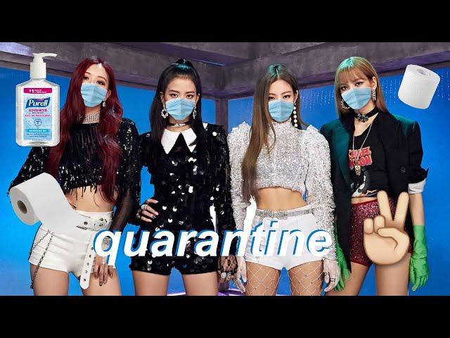 Blackpink Members In Quarantine Funny Moments