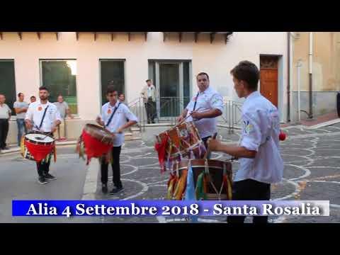 Santa Rosalia - Alia 4 Settembre 2018