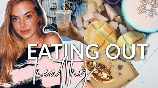 Getting Over Fear Foods | What I Eat On HOLIDAY! VLOGMAS