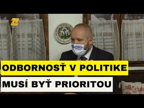 TÉMA NA ZEMPLÍNE – Miloš Svrček: Práca poslanca NR SR