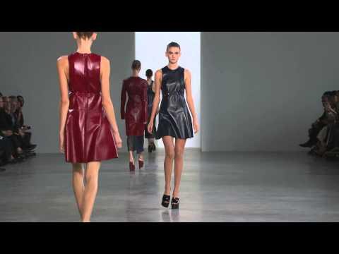 Calvin Klein Collection Women's Spring 2015 Runway Show - презентация одежды Calvin Klein