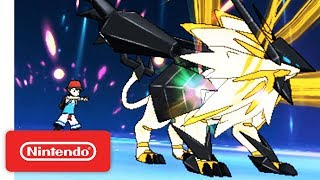 Gambar cover Pokémon Ultra Sun & Pokémon Ultra Moon - Accolades Trailer - Nintendo 3DS
