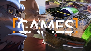 GS Times [GAMES] 6 (2017). Denuvo, FlatOut 4, Overwatch