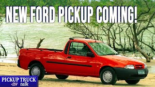 Are You Ready For The Comeback? 2021 Ford Courier Confirmed For U.S.