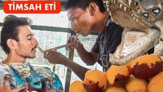 Dünyanın En Egzotik Pazarı (Timsah Eti Yiyorlar) - Ayahuasca Çayı, Bitkisel Tedavi