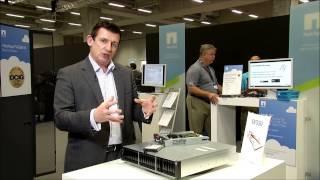 Laurence James, NetApp, Talks About Flash Storage