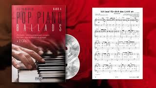 Pop Piano Ballads 4 Videos 1