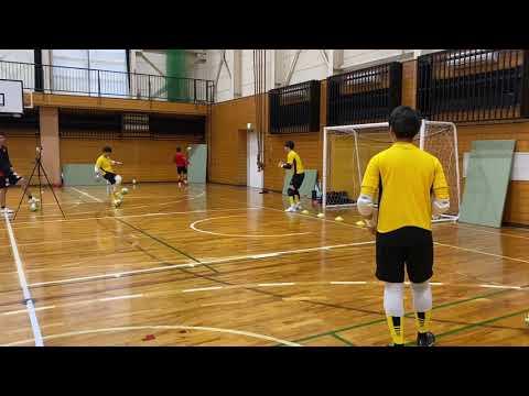 6/13 GKトレーニング風景動画