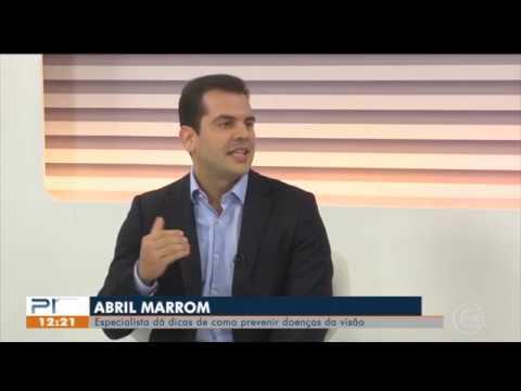 Abril Marrom – Prevenção e combate a cegueira