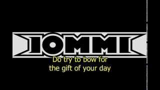 Tony Iommi Featuring Serj Tankian - Patterns (Lyrics) - MétaLiqude