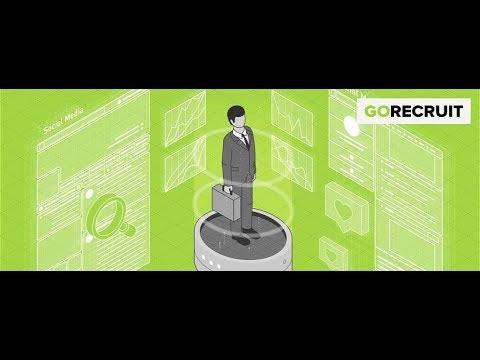Обзор проекта GoRecruit