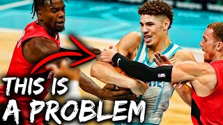 The NBA has already EXPOSED Lamelo Ball... Or Has It?