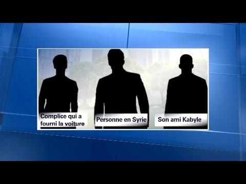 «Trop d'armes pour un seul homme»  : le réseau derrière Sid Ahmed (Màj : trois autres terroristes en fuite ?)