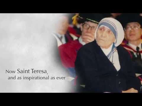 Saint Teresa, Doctor of Social Sciences, honoris causa