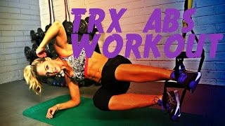 TRX Abs Workout by BodyFit By Amy