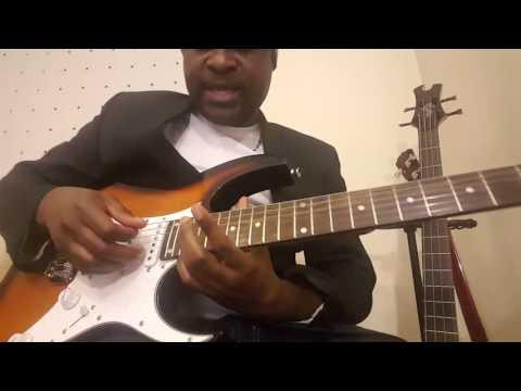 Soukous Guitar: Sebene tutorial 1-1-4-5 / 1-5-4-5