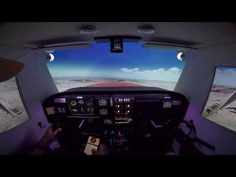 P2P Dutch John to Wayne Wonderland (X-Plane Home Cockpit