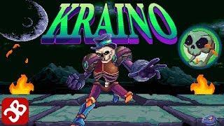 Kraino (By Angel Dorantes) iOS Gameplay Video